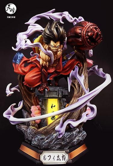 【TT STUDIO】 Snakeman Luffy