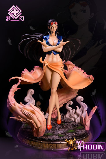 【DREAM STUDIO】 Nico Robin