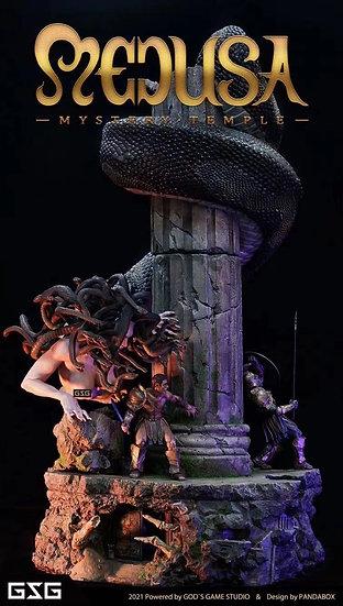 GODS GAME STUDIO - Medusa's Temple Original Statue