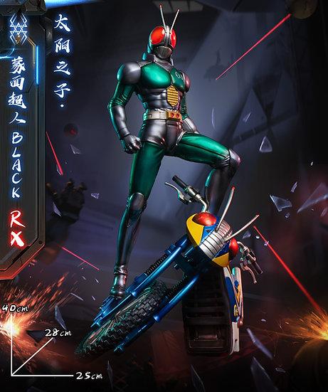 【YU STUDIO】 - Kamen Rider Black RX