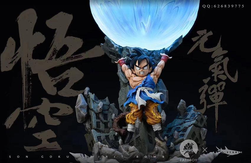 【FATTBOY x DAYU STUDIO】 Goku