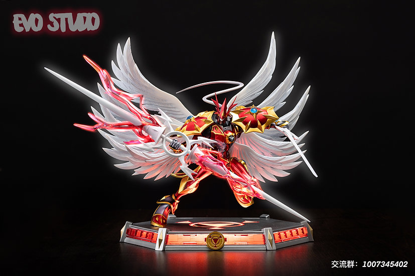 【EVO STUDIO】 -  Dukemon: Crimson Mode