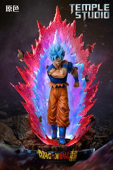 【TEMPLE STUDIO】 SSB Kaioken Goku
