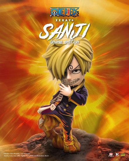 Mighty Jaxx & Jason Freeny - XXRay Plus Sanji (Anime Edition)