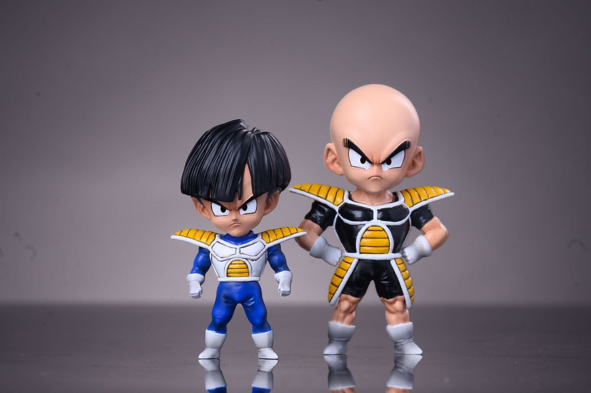 【LEAGUE STUDIO】 Gohan and Krillin