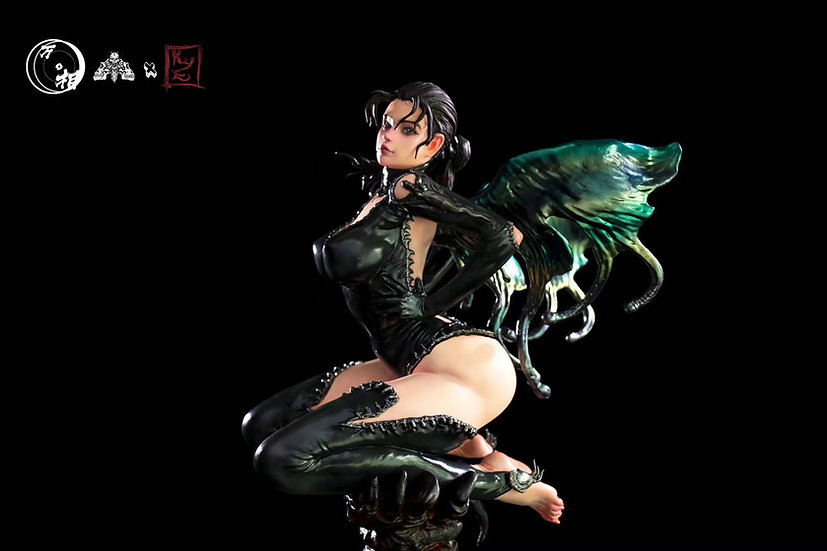 Miraculous Studio - Devil Heart Black Moth