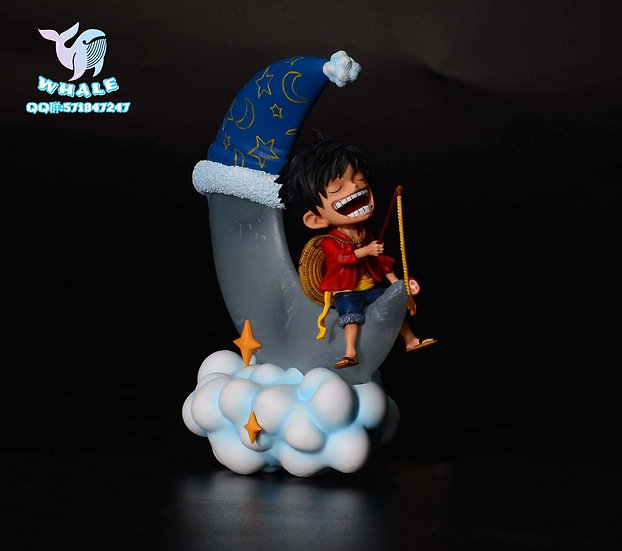 【WHALE STUDIO】 Sleeping Luffy