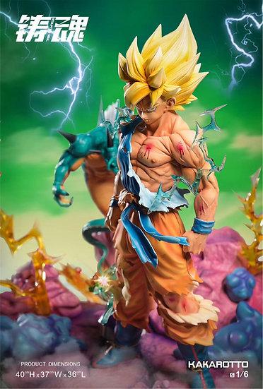 【SCULPTING SOUL】Goku
