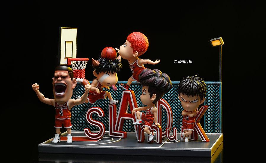 【SAN QI WAN LU STUDIO】 - Slam Dunk Shohoku Team