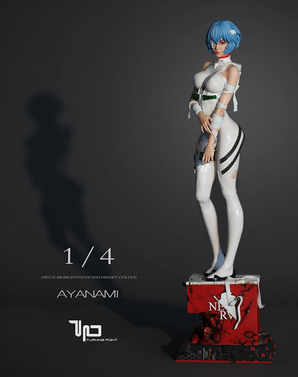 【TURNING POINT STUDIO】 Ayanami Rei