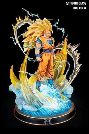 Figure Class - Super Saiyan 3 Goku