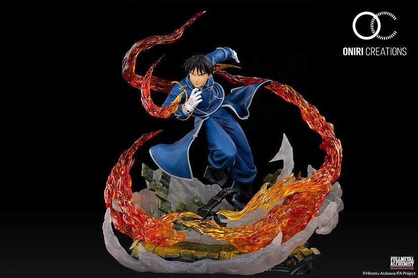 Oniri Creations - Fullmetal Alchemist Roy Mustang 1/6 Licensed Statue