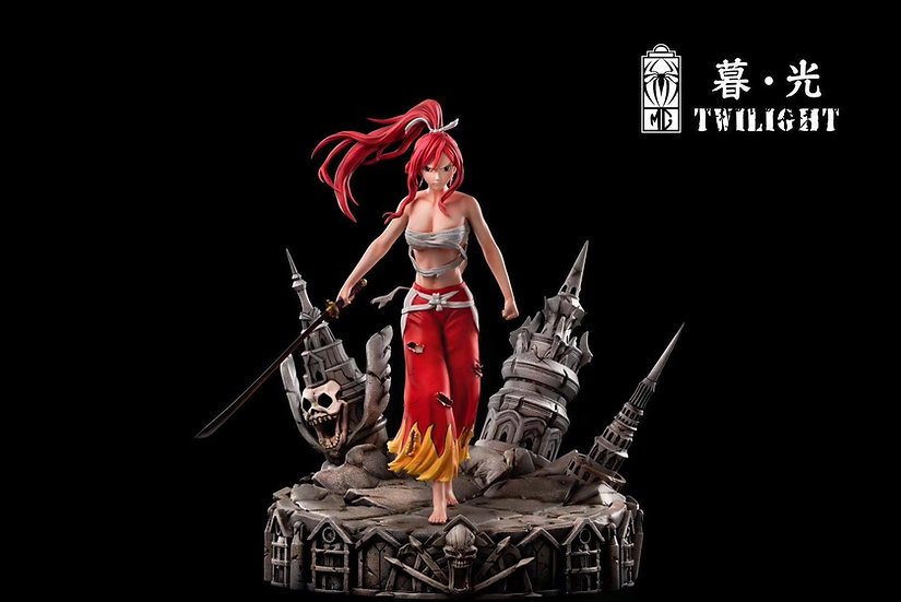 【TWILIGHT STUDIO】Erza Scarlet