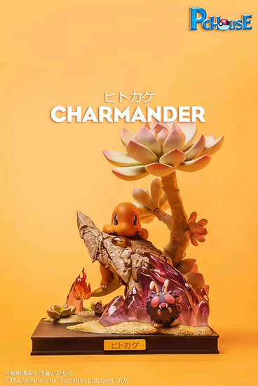 【PCHOUSE STUDIO】 Charmander