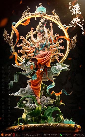 COREPLAY - Dun Huang Flying Apsaras Original Statue