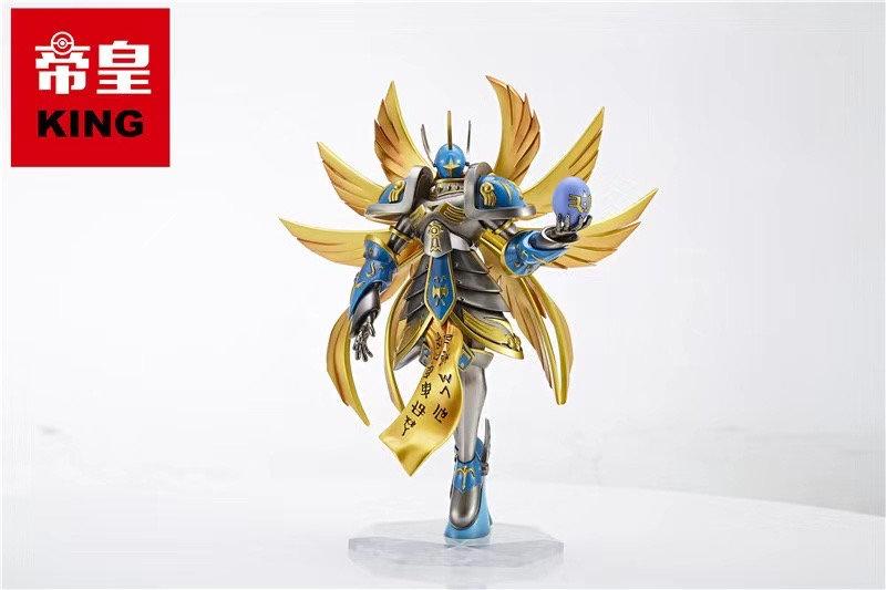 【DWKING STUDIO】 Seraphimon