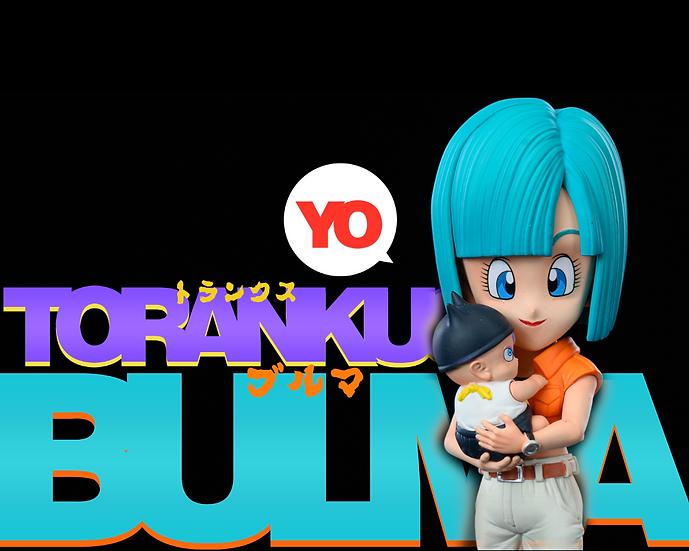 【LEAGUE STUDIO】 - Bulma and Baby Trunks