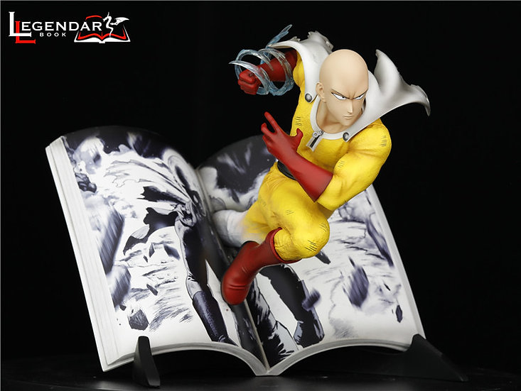 【LEGENDARY COLLECTIBLES】 -  Saitama out from manga