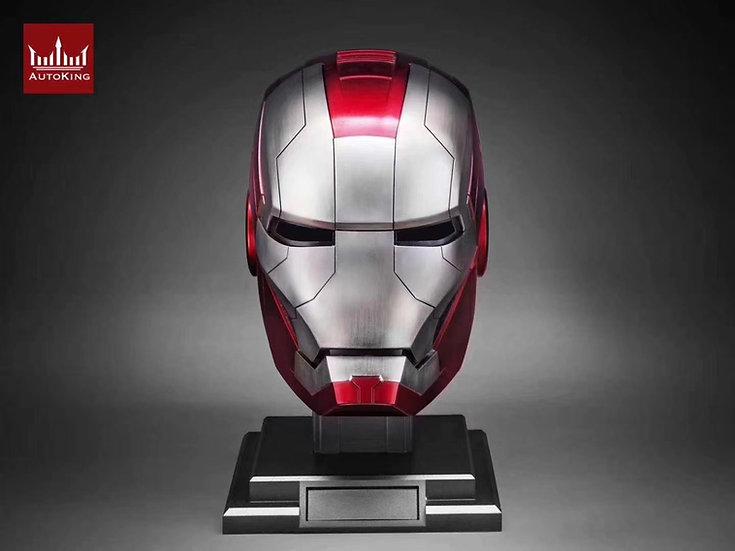 【AUTOKING】Iron Man MK5 Helmet