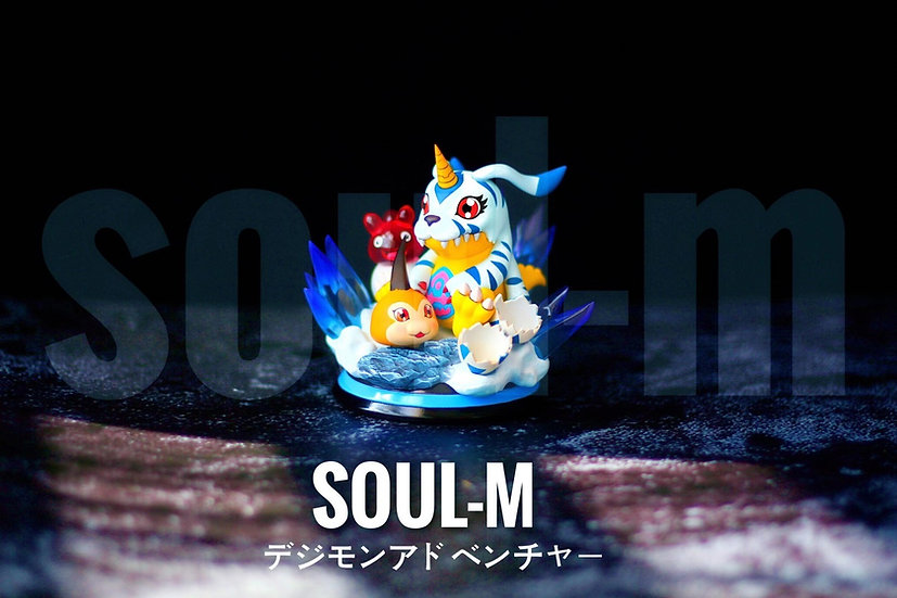 【SOUL M STUDIO】 -  Gabumon