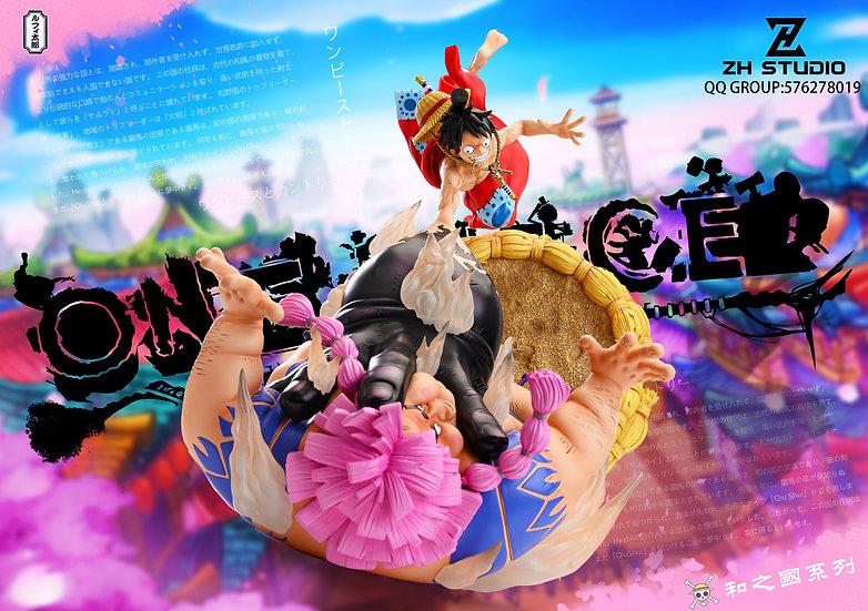 【ZH STUDIO】 - Wano Country Luffy