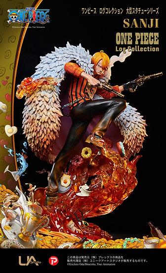 UNIQUE ART STUDIO - Vinsmoke Sanji 1/4 Licensed Statue | One Piece