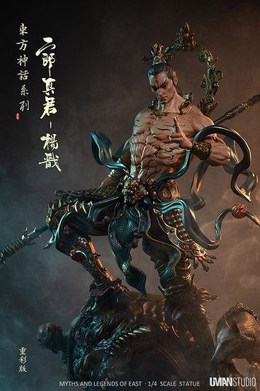 【UMAN STUDIO】 - Yang Jian Original Statue   Myths and Legends of East