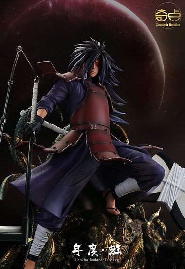 【SINGULARITY WORKSHOP】 Uchiha Madara
