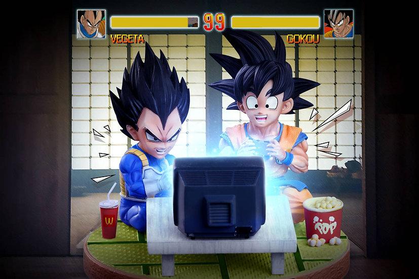 【G5 STUDIO】 - Goku and Vegeta
