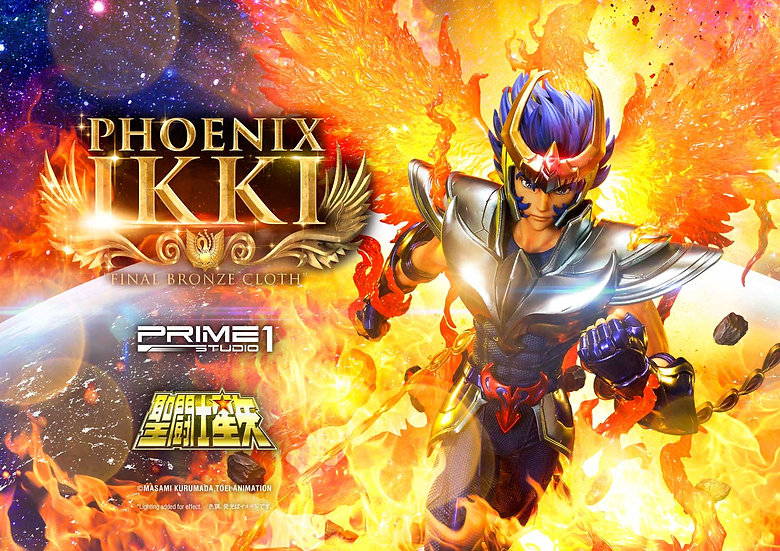 "Prime One Studio - Phoenix Ikki ""FInal Bronze Cloth"""