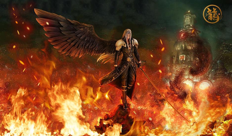 【DRAGON STUDIO】 Sephiroth
