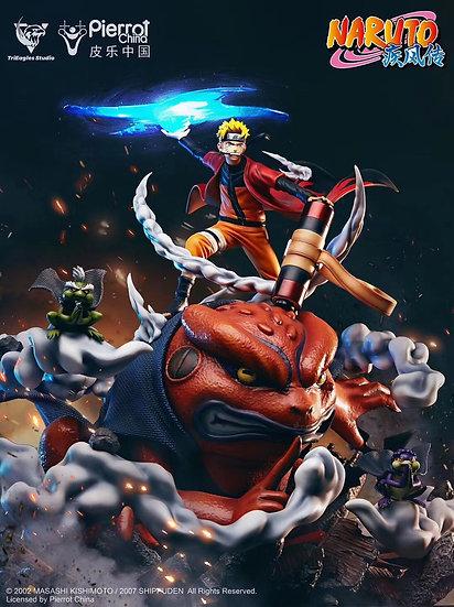 Trieagles Studio - Sage Mode Naruto