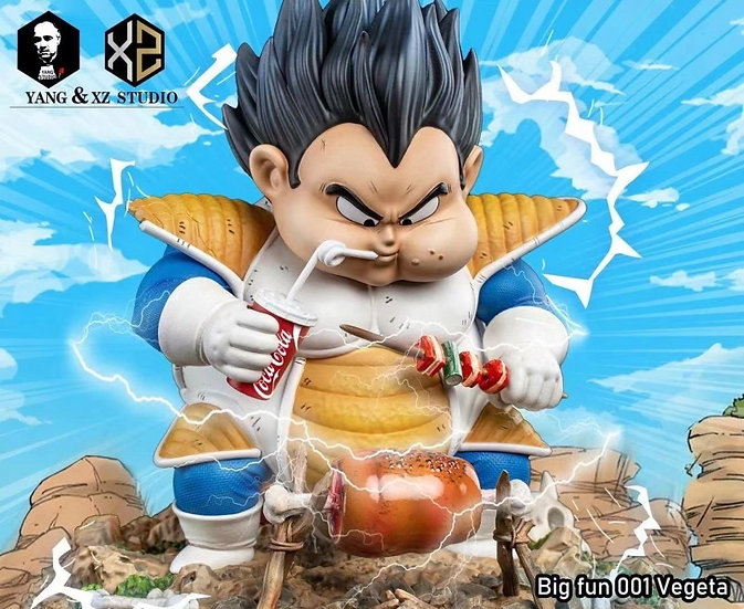 【YANG X XS STUDIO】 - Fatty Vegeta