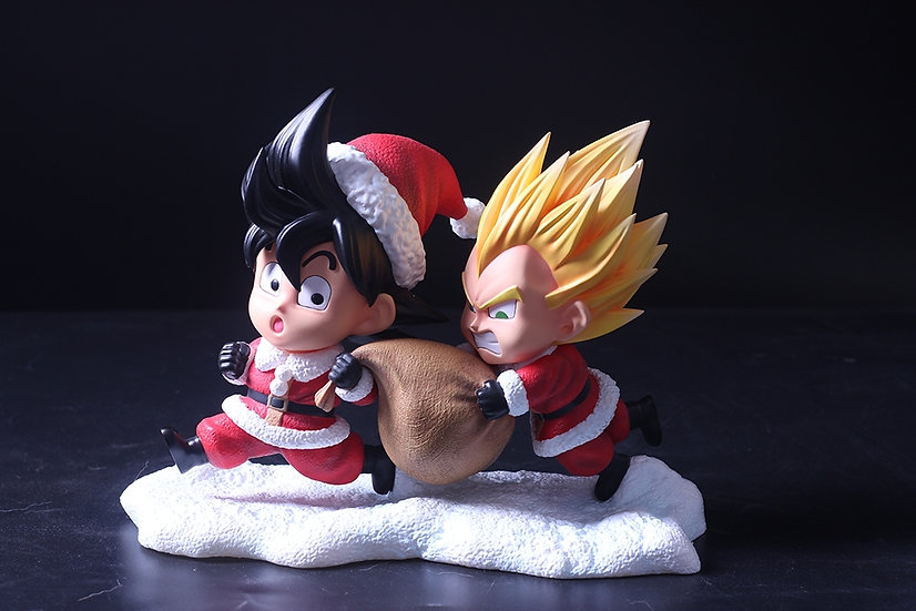 【MAO STUDIO】 - Christmas Goku and Vegeta