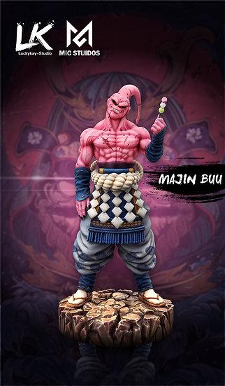 【LK STUDIO】 Samurai Majin Buu