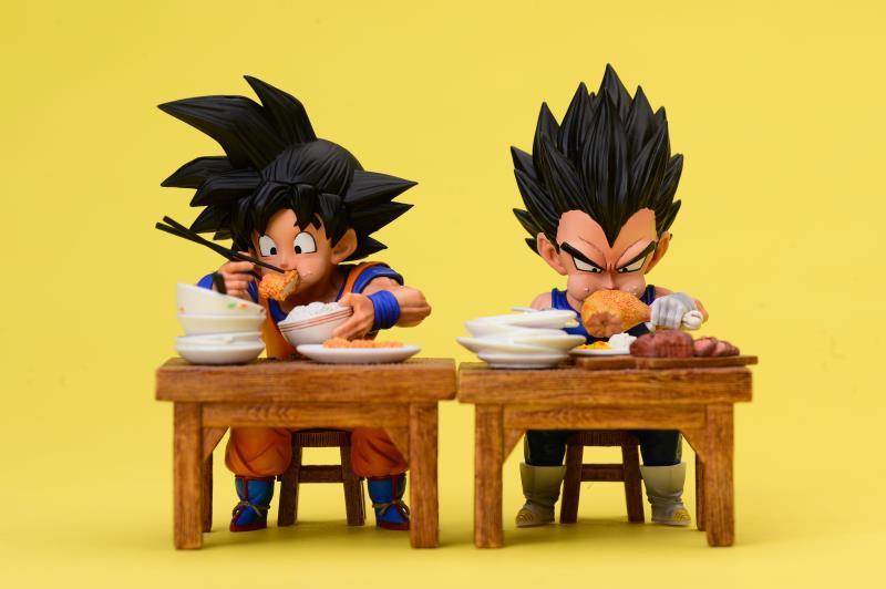【LEAGUE STUDIO】 Goku and Vegeta