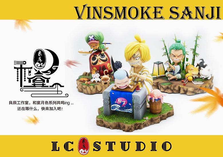 【LC STUDIO】 Vinsmoke Sanji