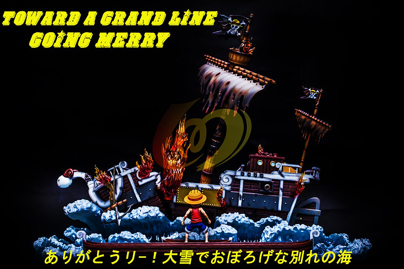 【100% STUDIO】 - Goodbye Going Merry