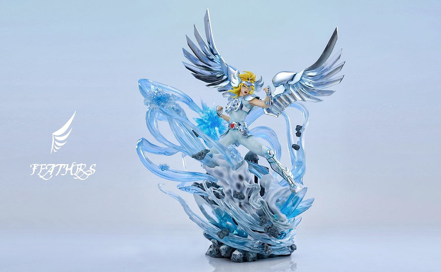 【FEATHERS STUDIO】 Cygnus Hyoga