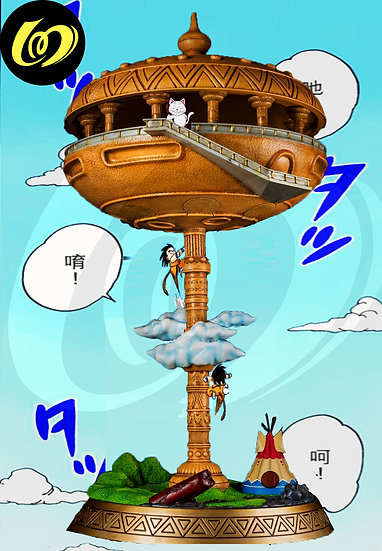 【100% STUDIO】 Korin Tower