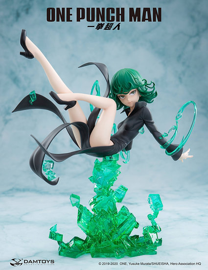 Damtoys - One Punch Man Tatsumaki 1/7 Scale Figure