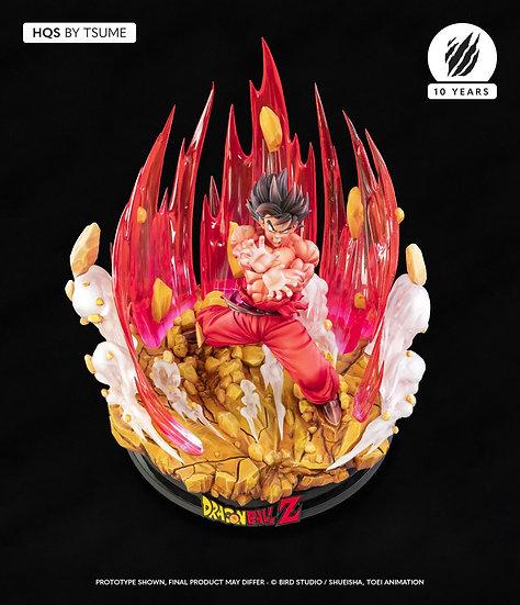 TSUME ART - Goku Kaio-ken HQS | Dragon Ball Z