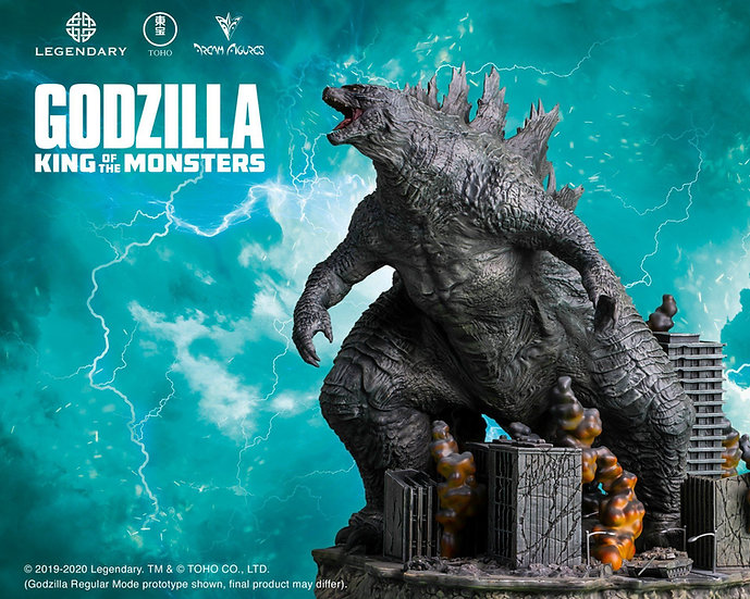 Dream Figures - Godzilla King of the Monster