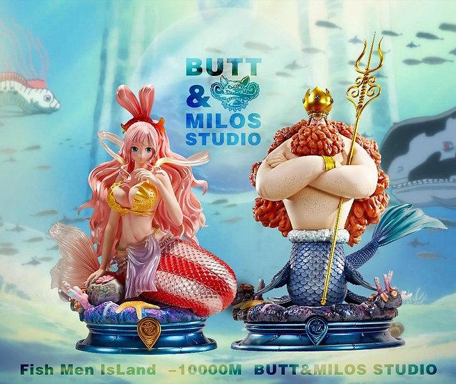 【BUTT&MILOS STUDIO】 Shirahoshi