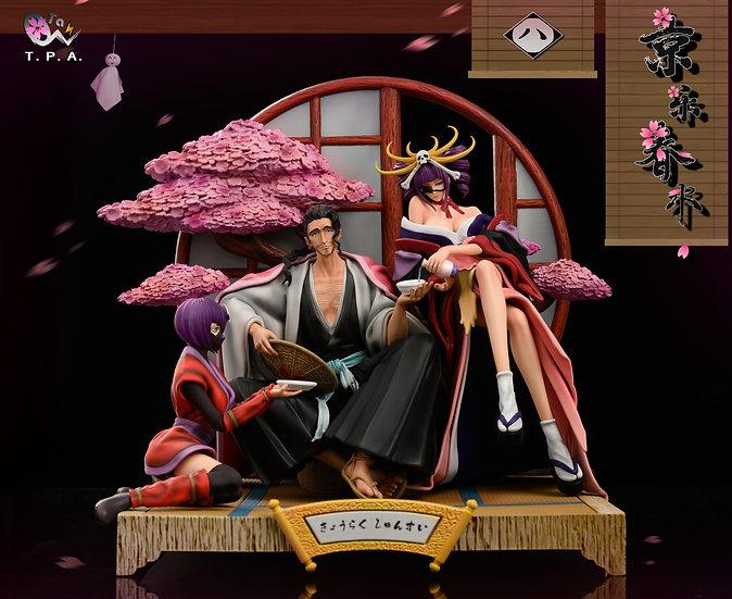 【TPA STUDIO】 - Kyoraku Shunsui and Katen Kyokotsu