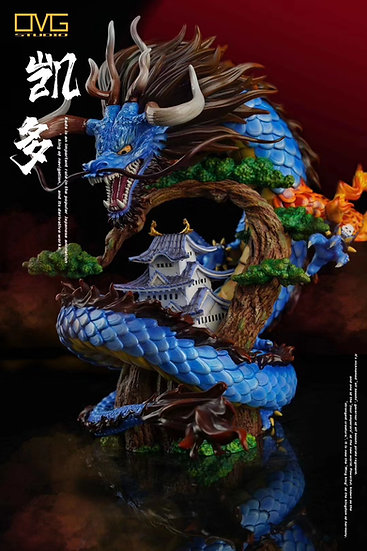 【OMG STUDIO】 Dragon Form Kaido
