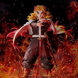 ANIPLEX+ - Demon Slayer The Movie: Infinity Train 1/8 Rengoku Kyojuro