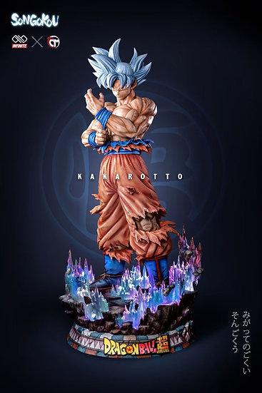 【INFINITE STUDIO x CM STUDIO】 - MUI Goku Life Size Scale