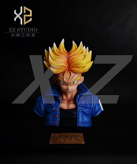 【XZ STUDIO】SSJ Trunks