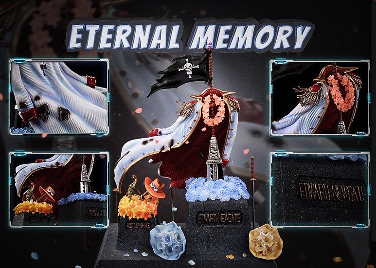【ZERO DEGREE STUDIO】 Eternal Memories Whitebeard and Ace